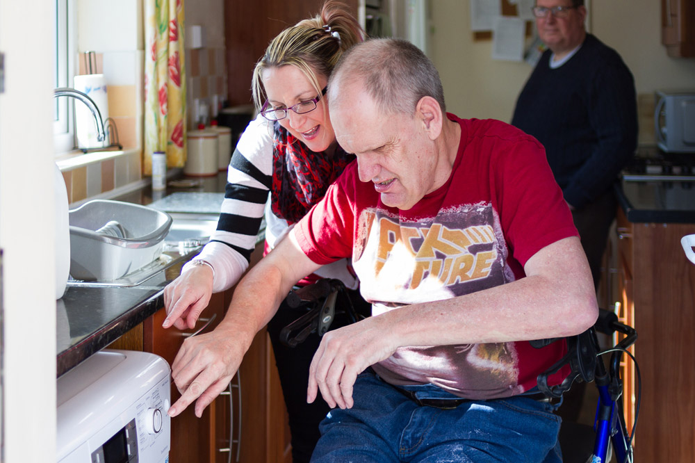Supported Living - The Orchard Trust