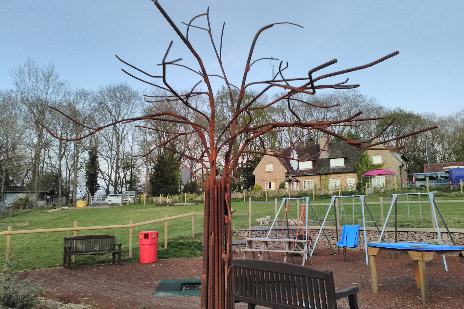 Celebration Tree Leaves