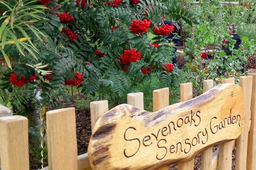 Sevenoaks Sensory Garden