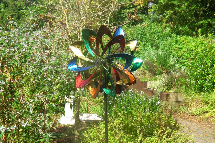 Stowfield Sensory Garden