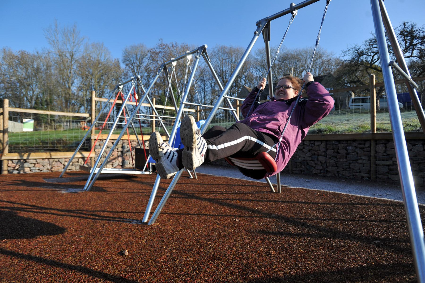 Activity Park - The Orchard Trust