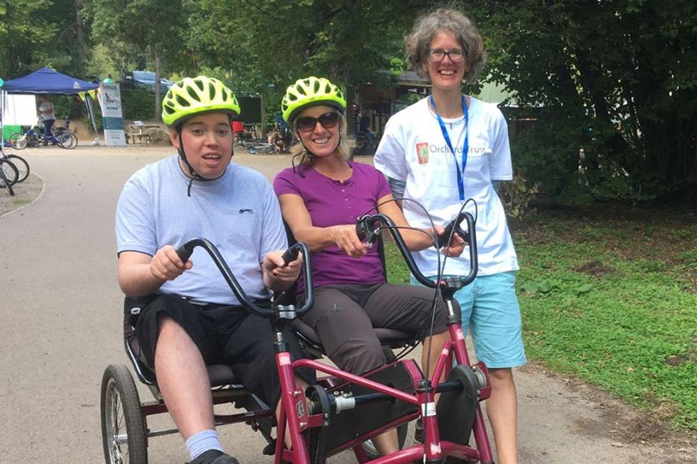 Accessibility Trike